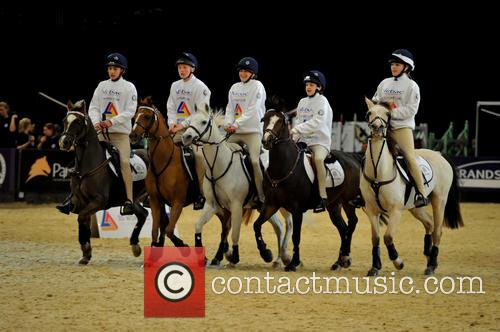 Pony Club Mounted Games and Monmouthshire 1
