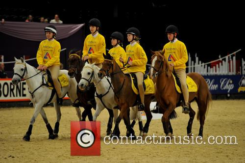 Pony Club Mounted Games and Lanark & Upperward 1