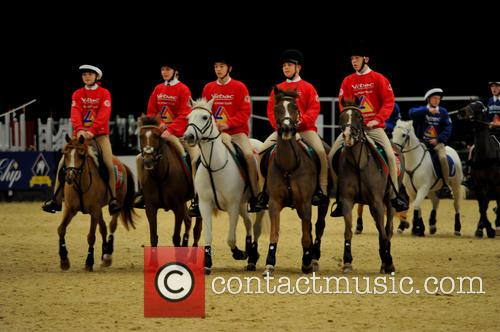 Pony Club Mounted Games and Badsworth Hunt 1