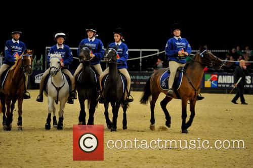 Pony Club Mounted Games and Strathearn 1