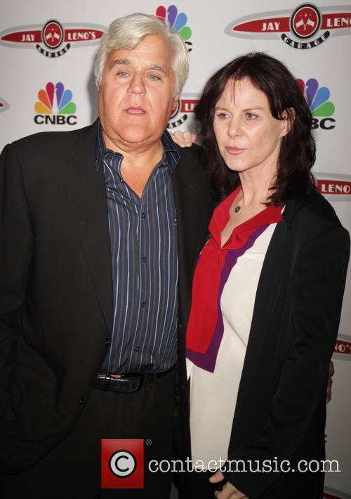 Jay Leno and Mavis Leno 1
