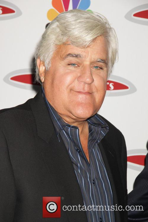 Launch of CNBC's 'Jay Leno's Garage'