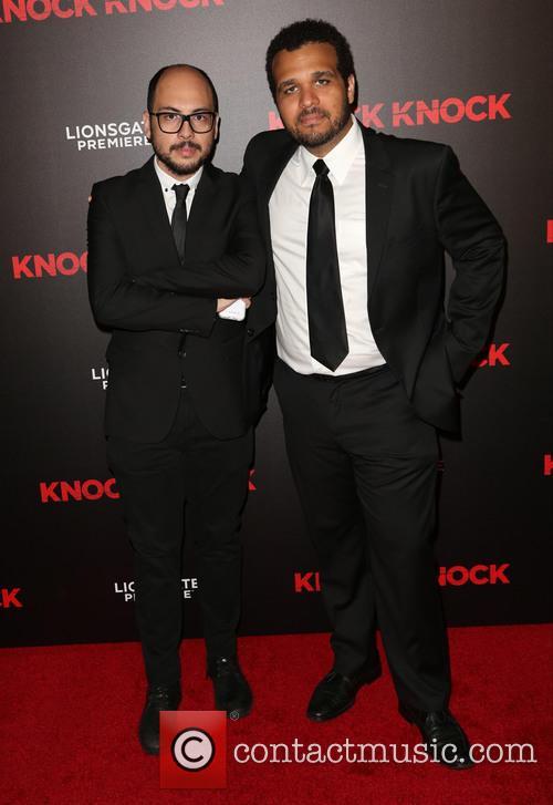 Nicolas Lopez and Aaron Burns 2