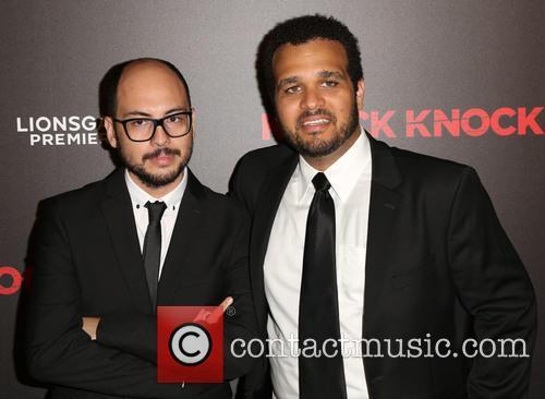 Nicolas Lopez and Aaron Burns 1