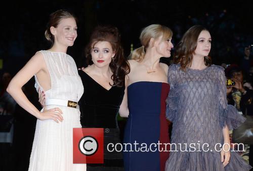 Carey Mulligan, Ann- Marie Duff, Helena Bonham- Bonham Carter and R 4