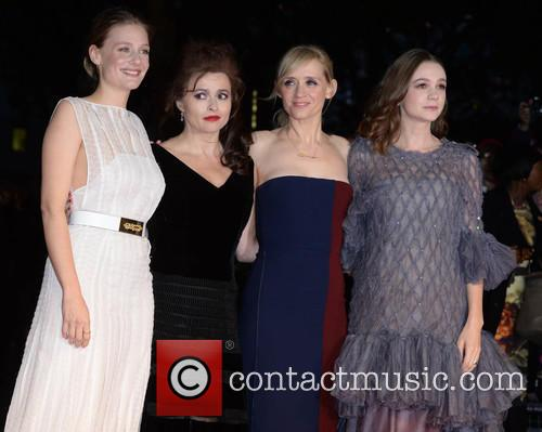 Carey Mulligan, Ann- Marie Duff, Helena Bonham- Bonham Carter and R 1