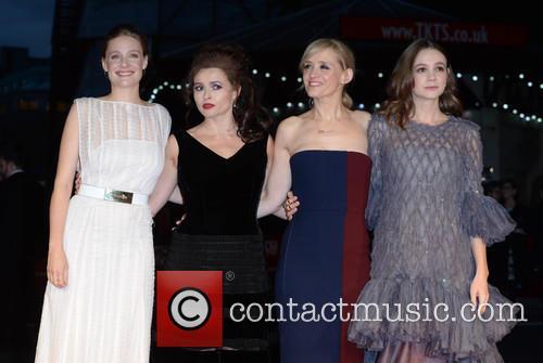 Carey Mulligan, Ann- Marie Duff, Helena Bonham- Bonham Carter and R 6