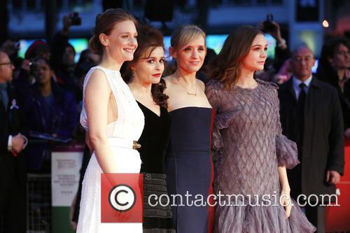 Romola Garai, Helena Bonham Carter, Anne Marie Duff and Carey Mulligan 2