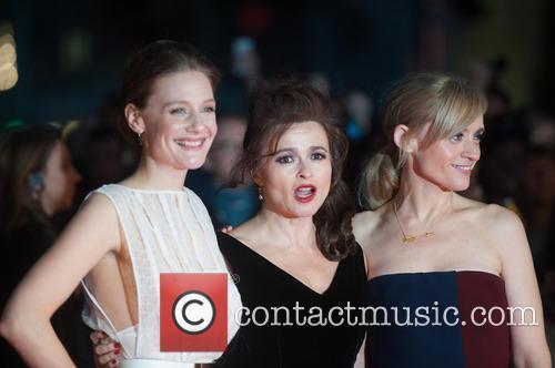 Romola Garai, Helena Bonham Carter and Anne Marie Duff 2