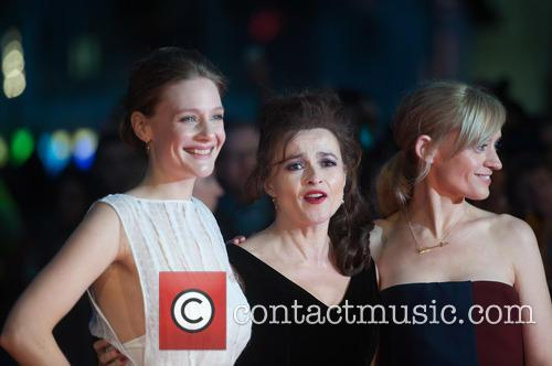 Romola Garai, Helena Bonham Carter and Anne Marie Duff 3