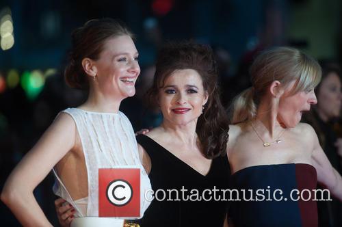 Romola Garai, Helena Bonham Carter and Anne Marie Duff 1