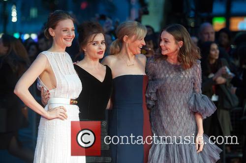 Romola Garai, Helena Bonham Carter, Anne Marie Duff and Carey Mulligan 3