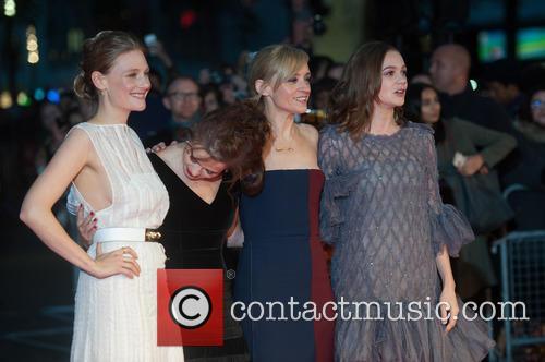 Romola Garai, Helena Bonham Carter, Anne Marie Duff and Carey Mulligan 4