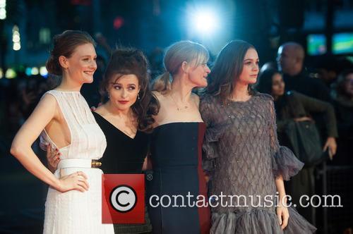 Romola Garai, Helena Bonham Carter, Anne Marie Duff and Carey Mulligan 5