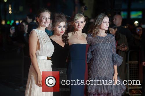 Romola Garai, Helena Bonham Carter, Anne Marie Duff and Carey Mulligan 1