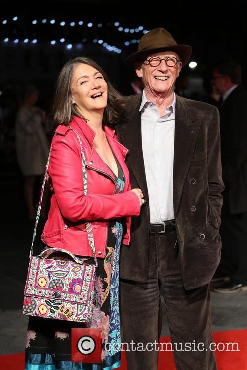 John Hurt and Anwen Rees-meyers 3