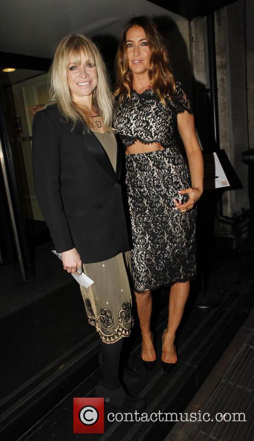 Lisa Snowdon and Jo Wood 2
