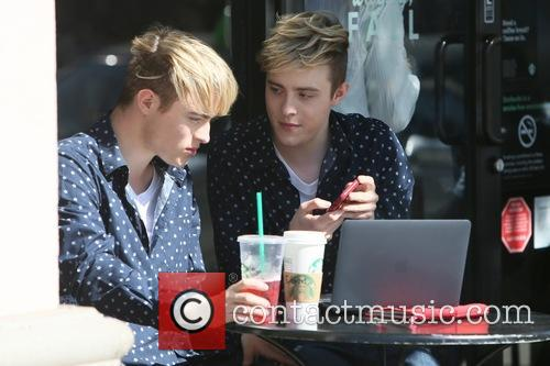 John Grimes, Edward Grimes and Jedward 6