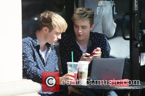 John Grimes, Edward Grimes and Jedward 7
