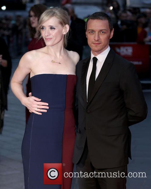 Anne Marie Duff and James Mcavoy 2