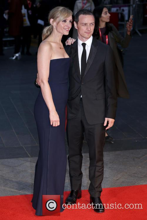 Anne Marie Duff and James Mcavoy 5