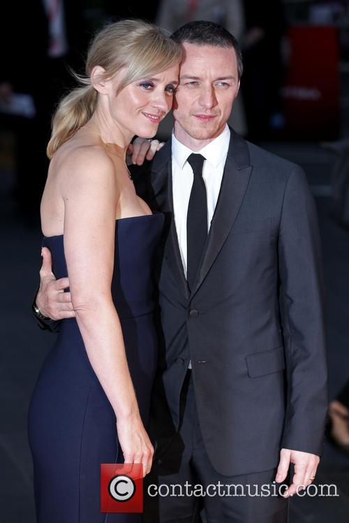 Anne Marie Duff and James Mcavoy 6