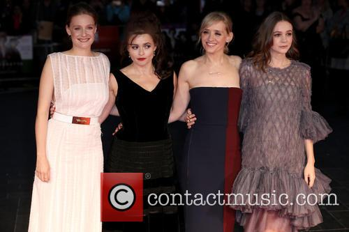 Ramola Garai, Helena Bonham Carter, Anne-marie Duff and Carey Mulligan 1