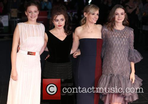 Ramola Garai, Helena Bonham Carter, Anne-marie Duff and Carey Mulligan 6