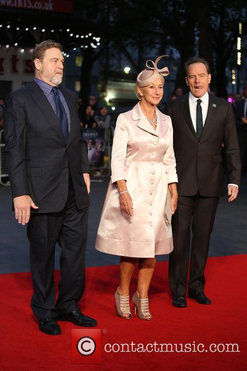 Helen Mirren, Bryan Cranston and John Goodman 2