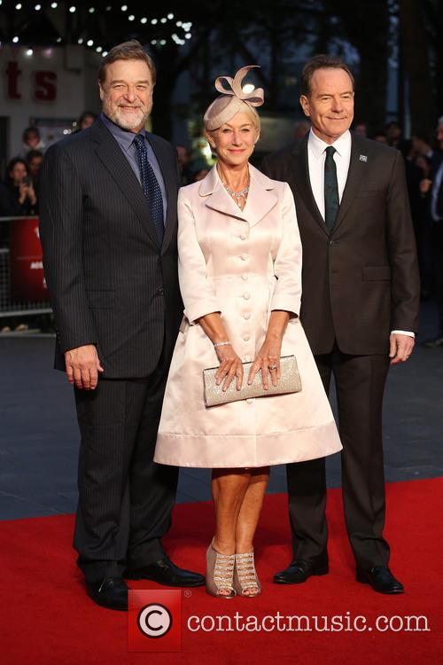 Helen Mirren, Bryan Cranston and John Goodman 3