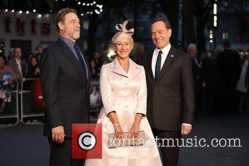 Helen Mirren, Bryan Cranston and John Goodman 1
