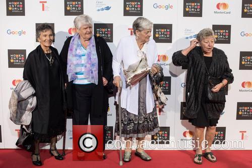 Eileen Pullen, Gwen Davis, Sheila Douglass and Vera Sime 2