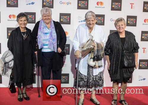 Eileen Pullen, Gwen Davis, Sheila Douglass and Vera Sime 1