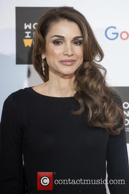 Queen Rania Of Jordan 11