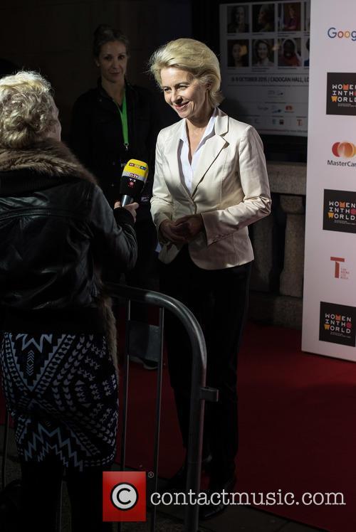 Ursula Von Der Leyen 2