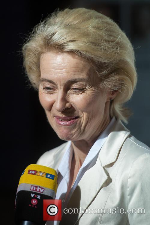 Ursula Von Der Leyen 6