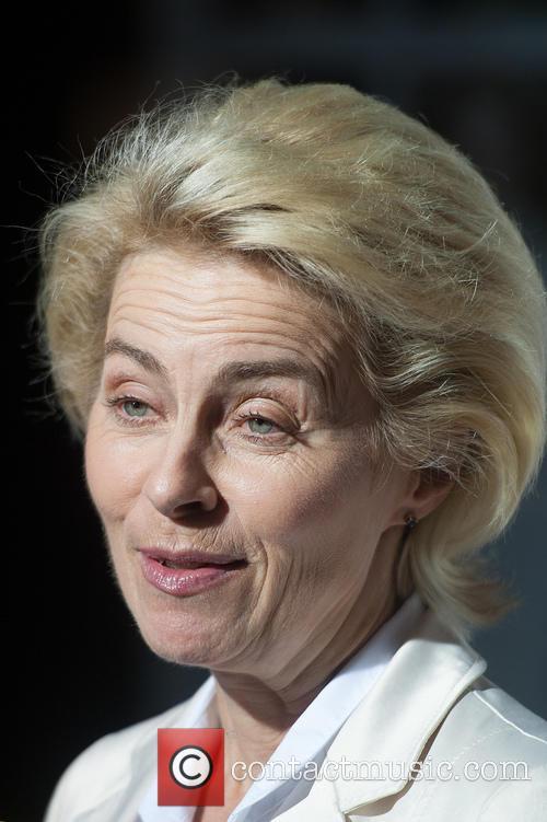 Ursula Von Der Leyen 7