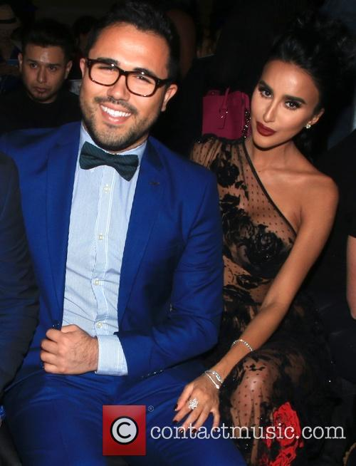 Walter Mendez and Lilly Ghalichi 4