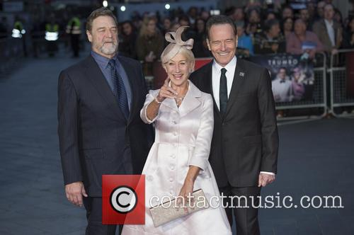 John Goodman, Dame Helen Mirren and Bryan Cranston 1