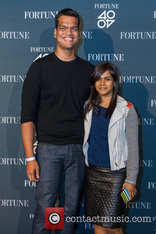 Fortune, Sriram Krishnan and Aarthi Ramamurthy 1