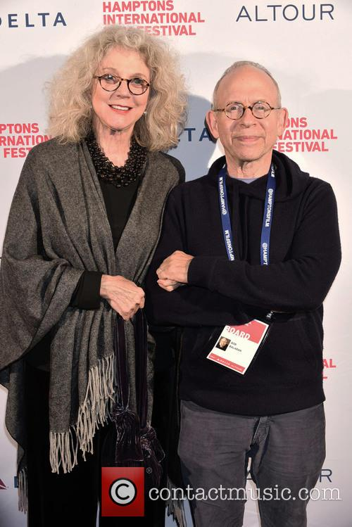 Blythe Danner and Bob Balaban
