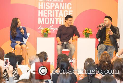 Milly Almodovar, Mario Lopez and Angel Merino 4