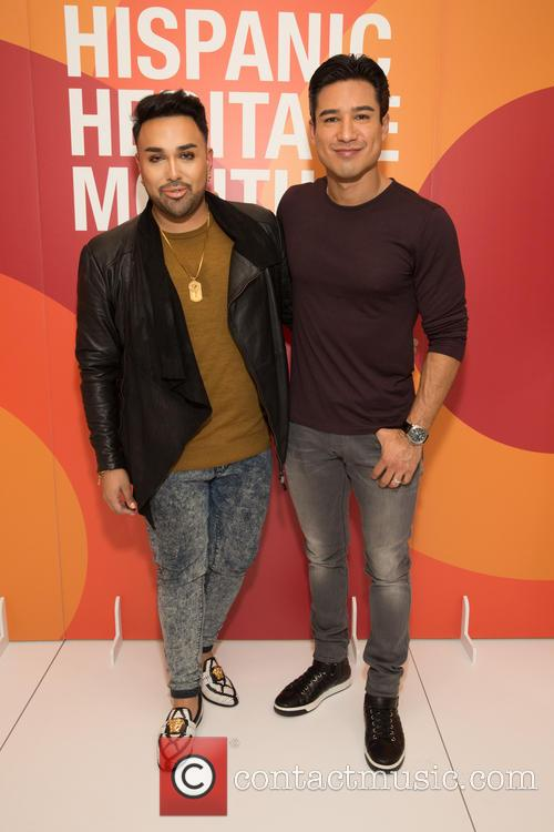 Angel Merino and Mario Lopez 2