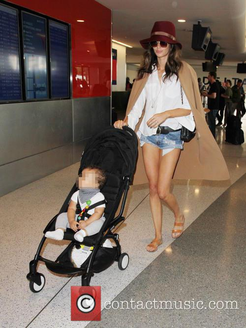 Nicole Trunfio and Zion Clark 6