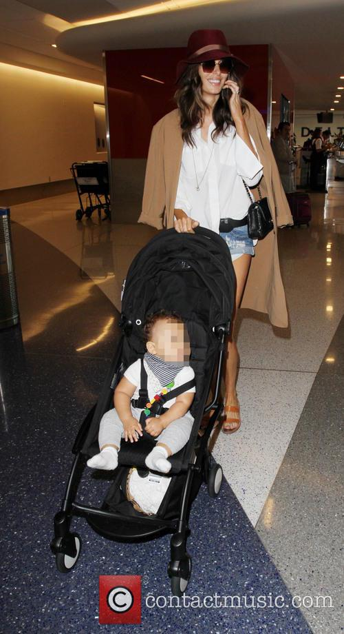 Nicole Trunfio and Zion Clark 7