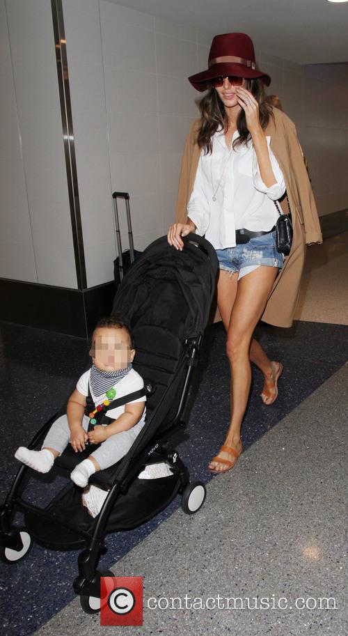 Nicole Trunfio and Zion Clark 1