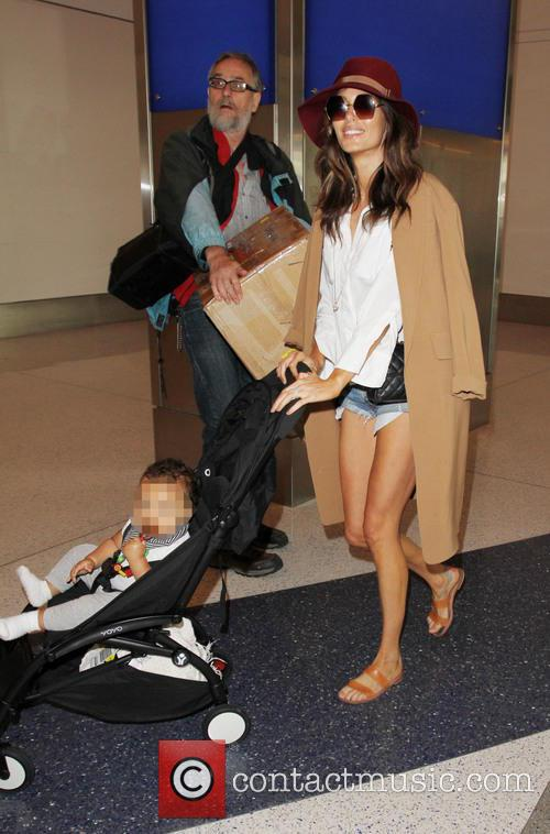 Nicole Trunfio and Zion Clark 9