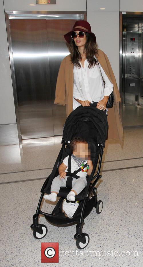 Nicole Trunfio and Zion Clark 10