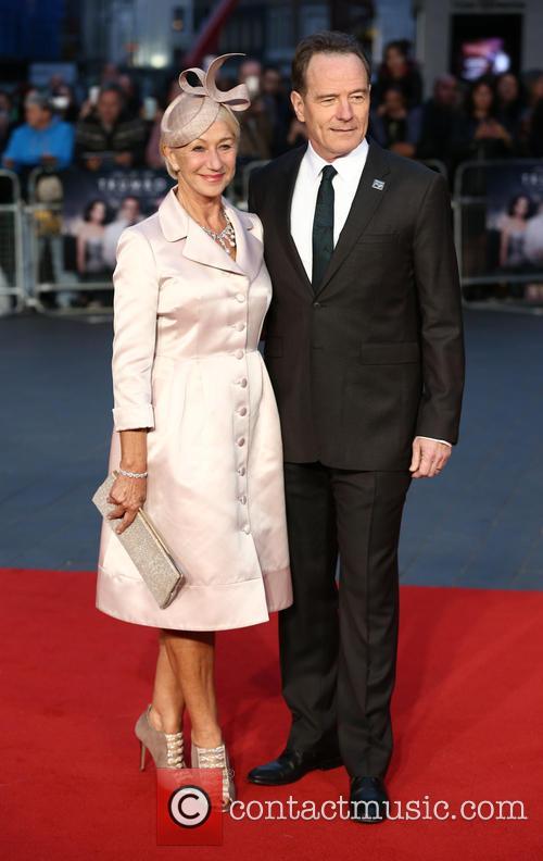 Bryan Cranston and Helen Mirren 4