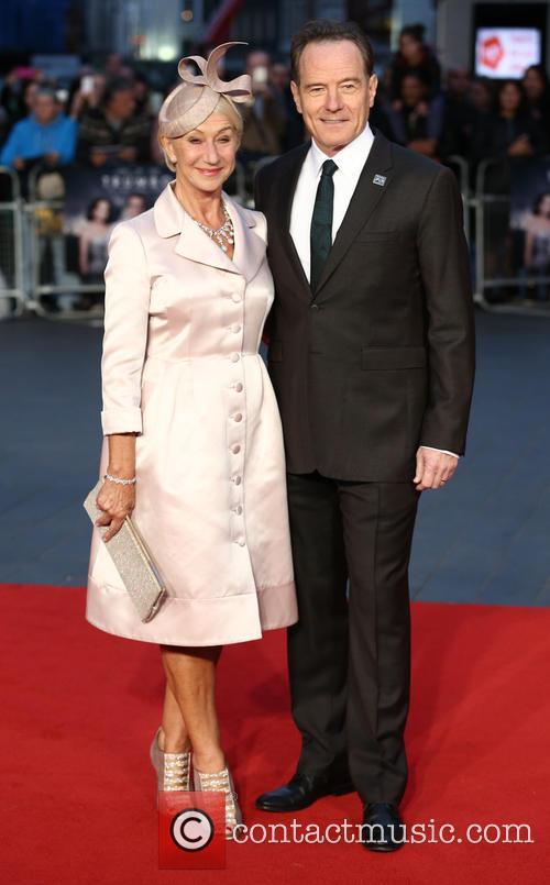 Bryan Cranston and Helen Mirren 5